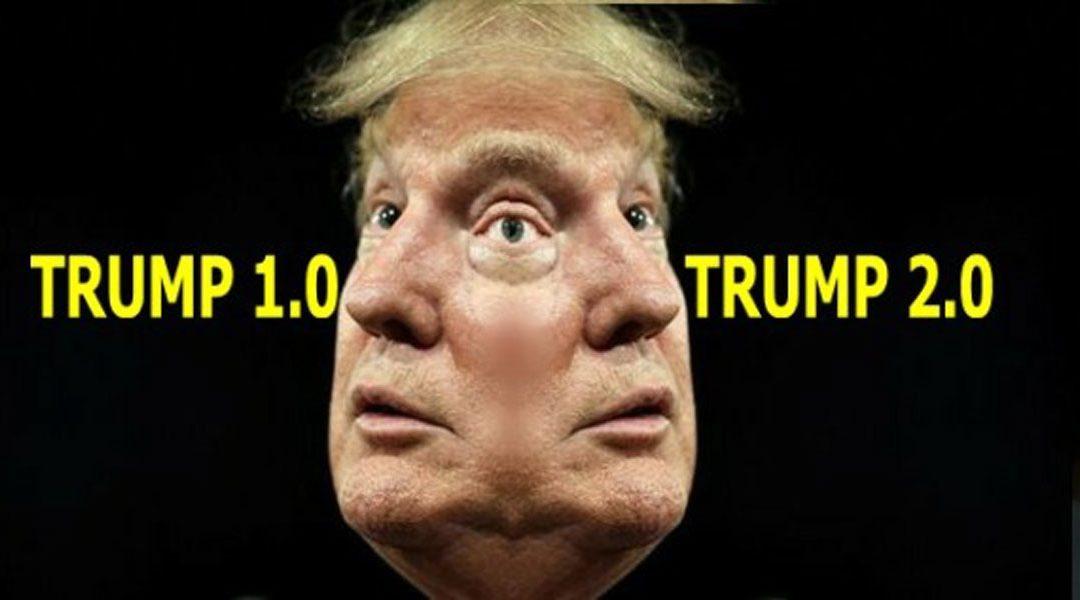 Donald Trump is a Transbender…