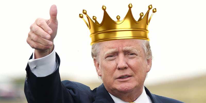 Nobody, but nobody spreads BULL S_ _ _ like Trump!