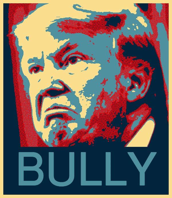 "Trump & friends – Thugs ""R"" Us…"